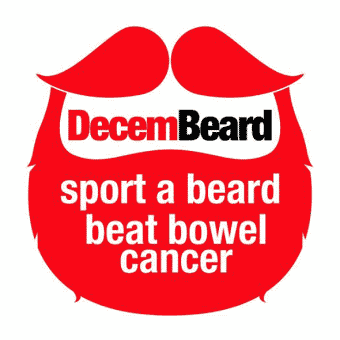Decembeard - Beating Bowel Cancer