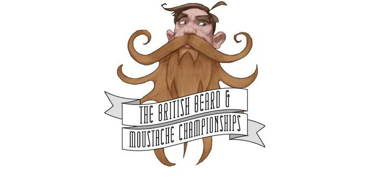 Who's coming to the Event of the Year for Beards of all shapes sizes and lengths? The British Beard and Moustache Championships on Sept 13