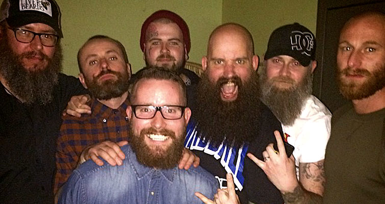 BEARDS! Put a reminder in your diary for next GBMC Beard Club meet - November 8th at the 13th Note in Glasgow.