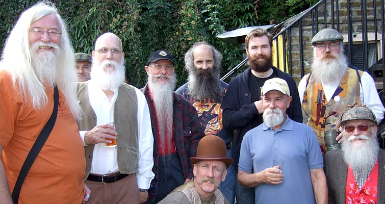 Come and join Capital Beards on 3rd September from 12pm for Carshalton Straw Jack around Carshalton or just drinking in The Hope, 48 West Street