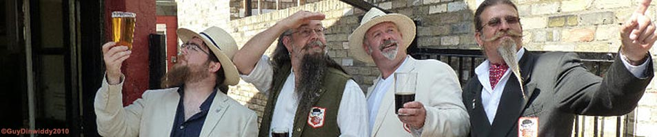 The Essex Beardsmen do it again!