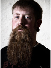 Wessex Beardsman Andy Teague - Click to enlarge