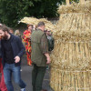 Rob escapes from the Straw Jack after his initiation